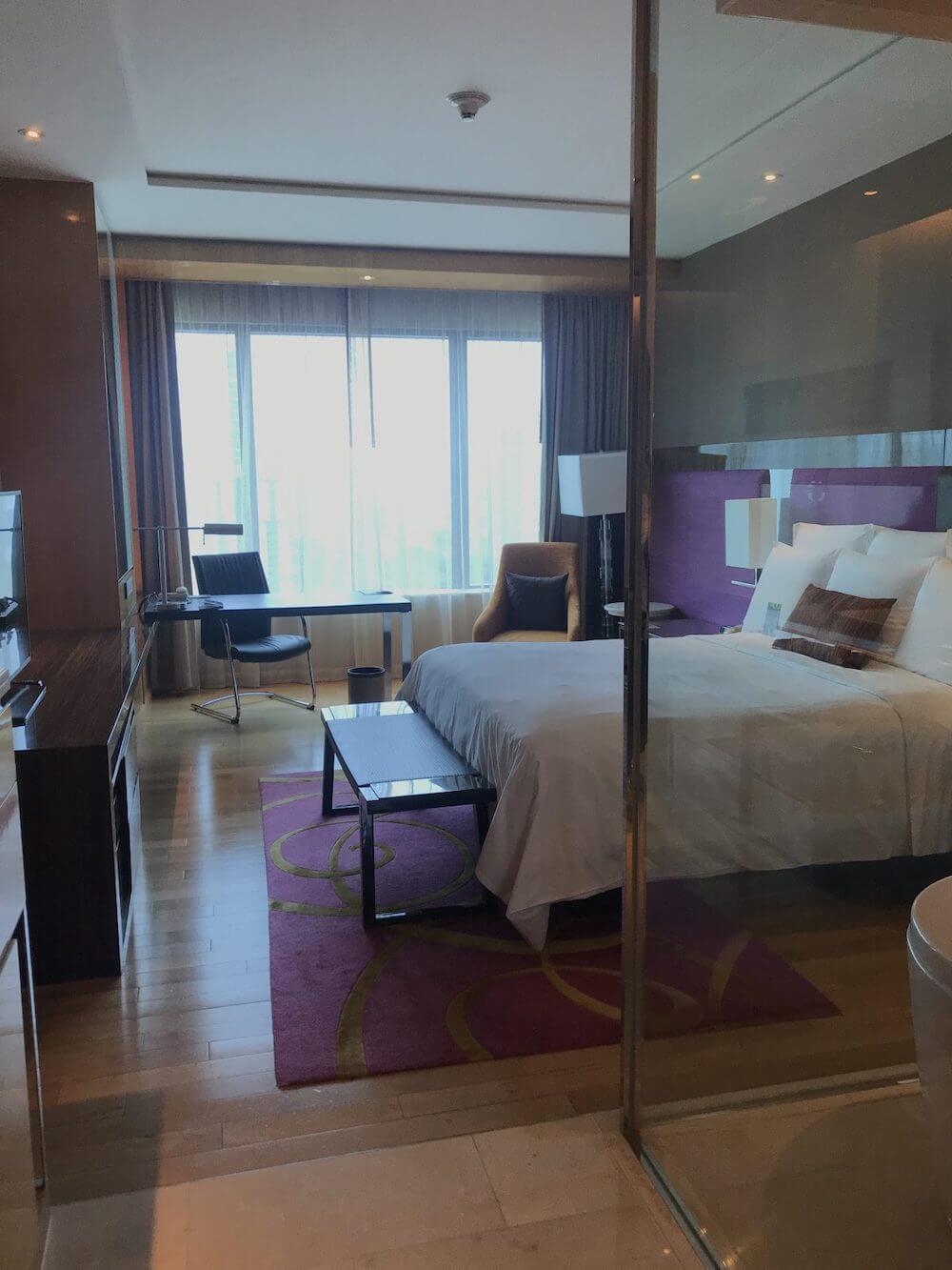 ルネッサンス バンコク ラッチャプラソーン ホテル 宿泊記 007