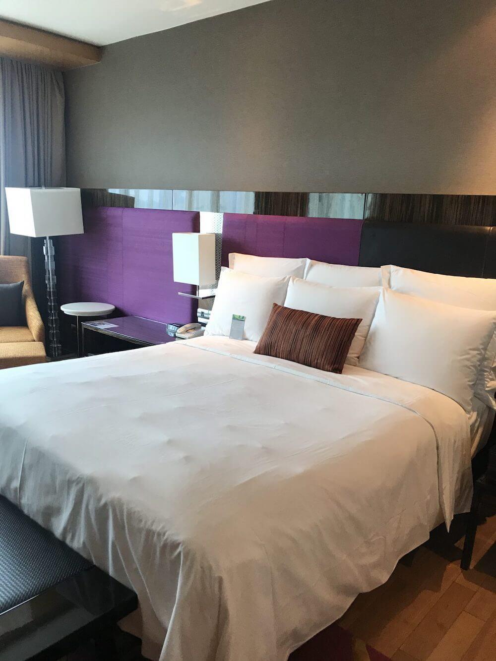 ルネッサンス バンコク ラッチャプラソーン ホテル 宿泊記 009