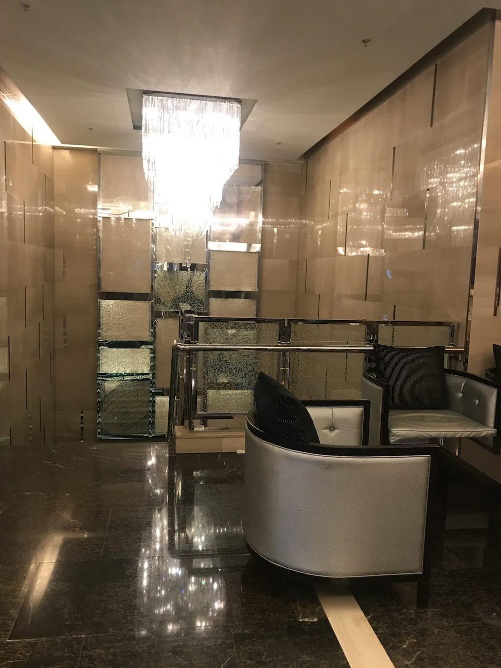 ルネッサンス バンコク ラッチャプラソーン ホテル 宿泊記 017