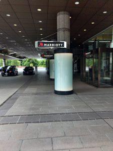 東京マリオットホテル宿泊記!リニューアル26階の新エグゼクティブラウンジはすごい!!