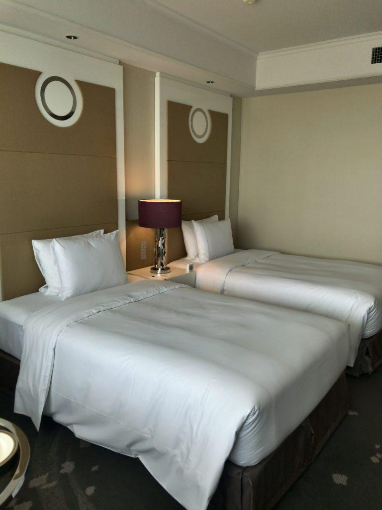 東京マリオットホテル宿泊記019