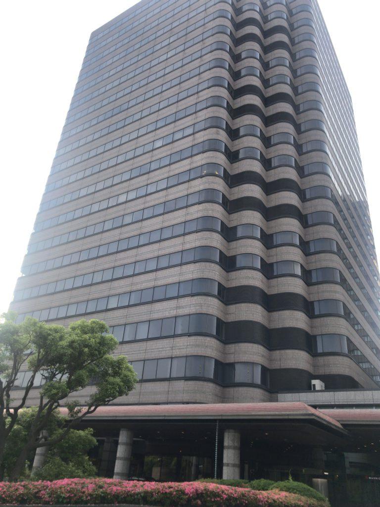 東京マリオットホテル宿泊記026