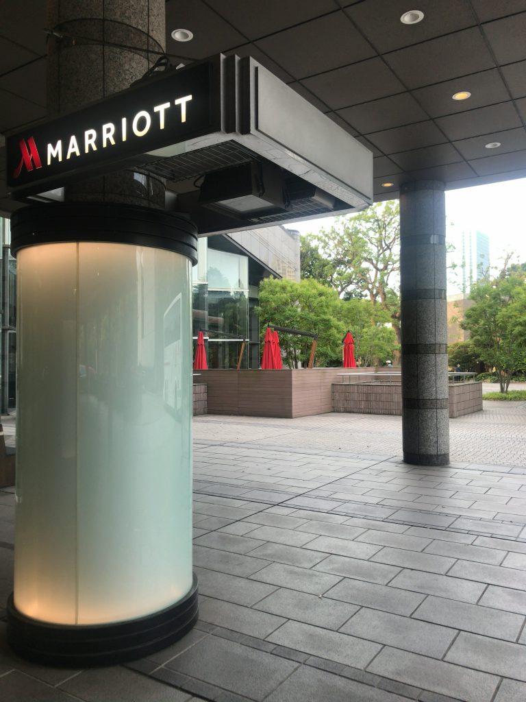 東京マリオットホテル宿泊記029