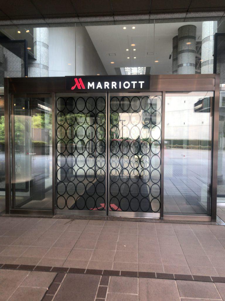 東京マリオットホテル宿泊記030