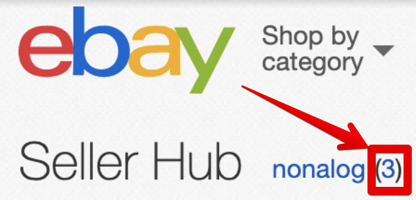 eBay輸出での出品による評価稼ぎ001