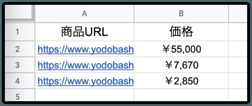 ebay輸出でGoogleスプレッドシートを使った翻訳015