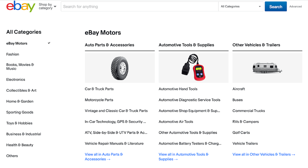 ebay輸出でのeBayカテゴリーIDカテゴリーナンバーを調べる方法001