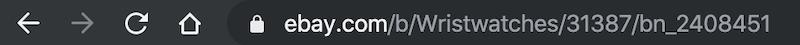 ebay輸出でのeBayカテゴリーIDカテゴリーナンバーを調べる方法004